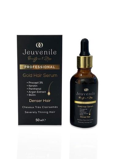 Jeuvenile Dökülme Karşıtı, Besleyici ve Yoğunlaştırıcı Altın Saç Serumu (Gold Hair Serum) Renksiz